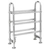 Downton Abbey Duke Traditional Heated Towel Rail profile small image view 1