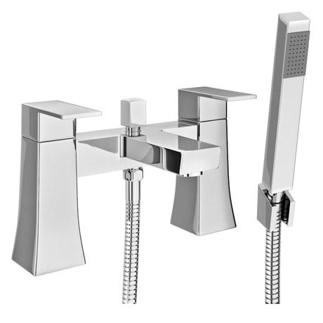 Dynamo Bath Shower Mixer with Shower Kit
