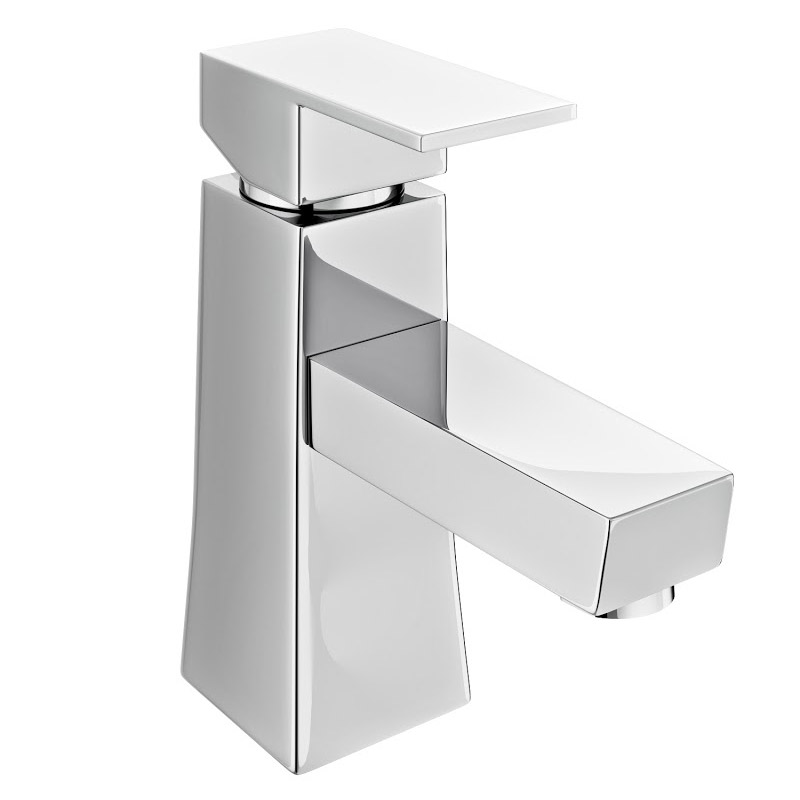 Dynamo Mono Basin Mixer Tap with Click Clack Waste Large Image
