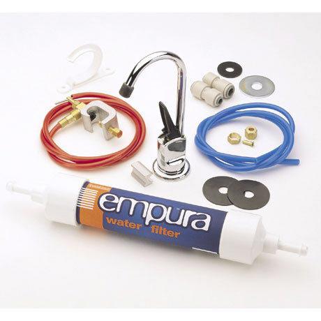 "Bristan - Empura 6"" Water Filter Kitchen Tap Kit - E-FILT6-C"