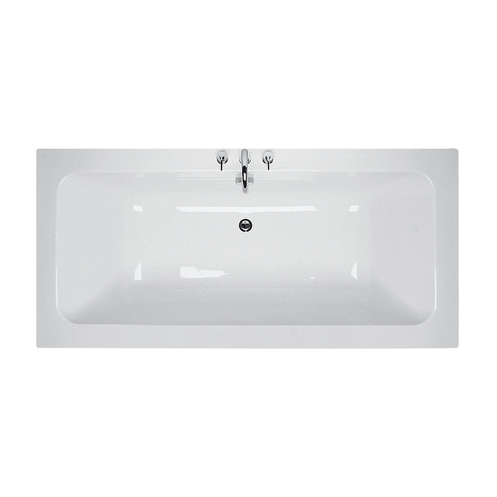 Ideal Standard White 1700 X 800mm 0TH Double Ended