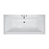 Ideal Standard White 1700 x 800mm 0TH Double Ended Idealcast Bath profile small image view 1