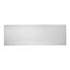 Ideal Standard White 1700mm Front Bath Panel profile small image view 1