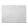 Ideal Standard White 800mm End Bath Panel profile small image view 1