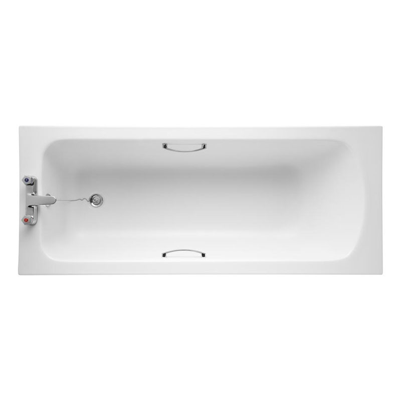 Armitage Shanks - Sandringham21 '1TH Bathroom To Go' Pack - S050001 profile large image view 2