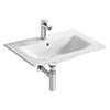 Ideal Standard Connect Air Cube 64cm 1TH Vanity Washbasin profile small image view 1