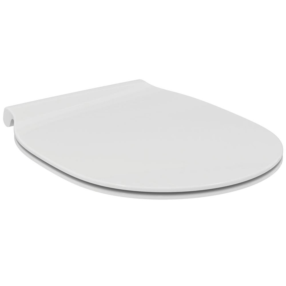 Ideal Standard Concept Air Slim Toilet Seat & Cover - E080901