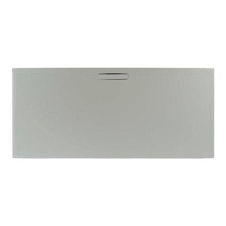 JT Evolved 25mm Rectangular Shower Tray - Mistral Grey