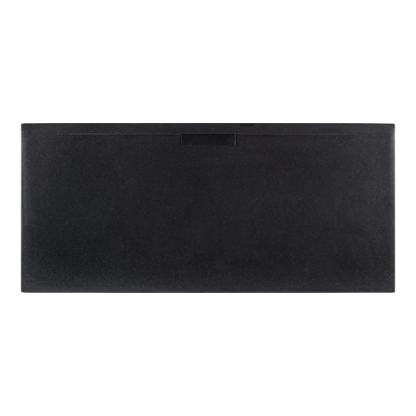 JT Evolved 25mm Rectangular Shower Tray - Astro Black