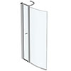 Ideal Standard Connect Air Shower Bath Screen with Access Panel - E1085EO profile small image view 1