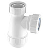 McAlpine 32mm Shallow Basin Bottle Trap - E10 profile small image view 1