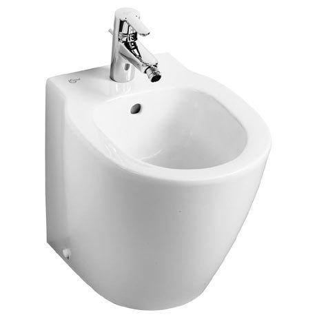 Ideal Standard Concept Space Compact Floor Standing Bidet