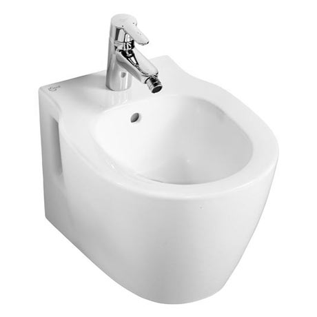 Ideal Standard Concept Space Compact Wall Hung Bidet