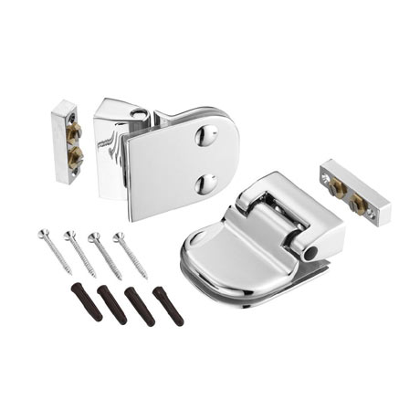 Ideal Standard Rialto Bath Screen Hinge Set - E1300AA