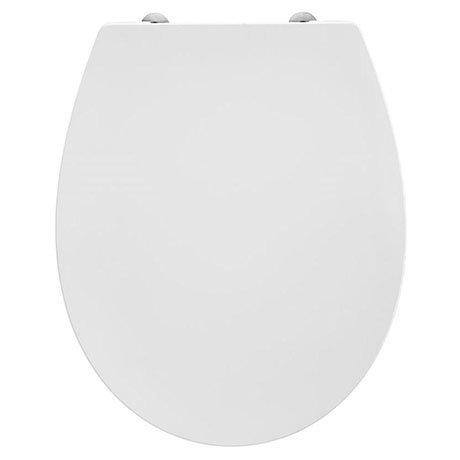 Armitage Shanks Sandringham 21 Seat & Cover - Metal Hinges - E131701