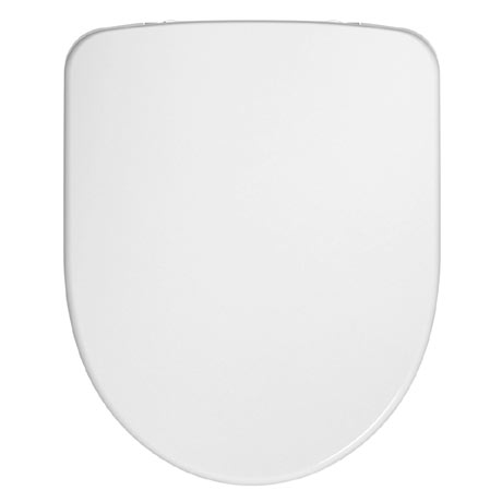 Twyford E100 Round Soft Close Toilet Seat and Cover with Quick Release