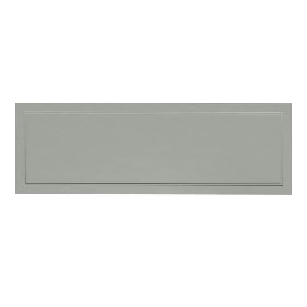 Burlington Arundel 1700mm Bath Side Panel - Dark Olive Large Image