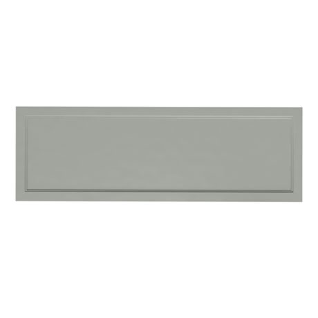 Burlington Arundel 1700mm Bath Side Panel - Dark Olive