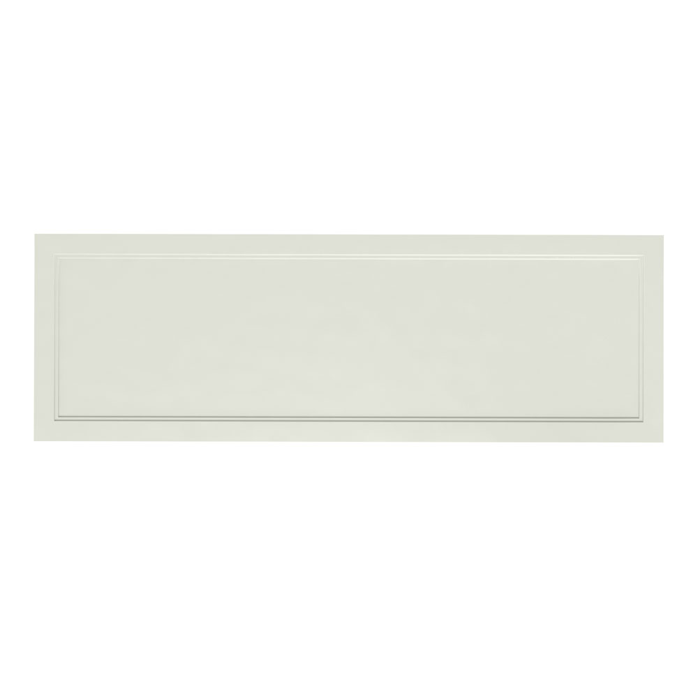 Burlington Arundel 1700mm Bath Side Panel - Sand Large Image