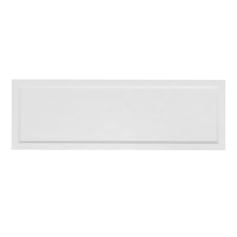 Burlington Arundel 1700mm Bath Side Panel - Matt White