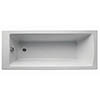 Ideal Standard Tempo Arc 1700 x 700mm 0TH Single Ended Idealform Bath profile small image view 1