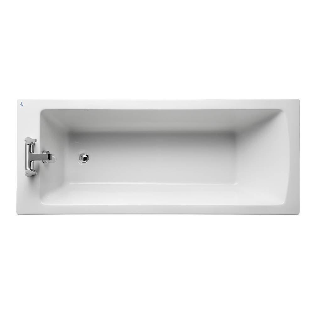 Ideal Standard Tempo Arc 1700 x 700mm 2TH Single Ended Idealform Bath