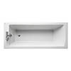 Ideal Standard Tempo Arc 1700 x 700mm 2TH Single Ended Idealform Bath profile small image view 1