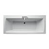 Ideal Standard Tempo Arc 1700 x 750mm 0TH Double Ended Idealform Bath profile small image view 1
