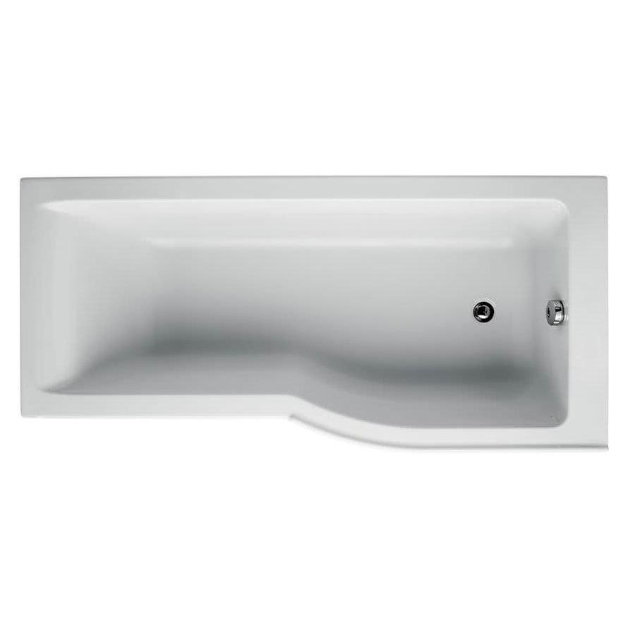 Ideal Standard Tempo Arc 1700mm P-Shaped Shower Bath