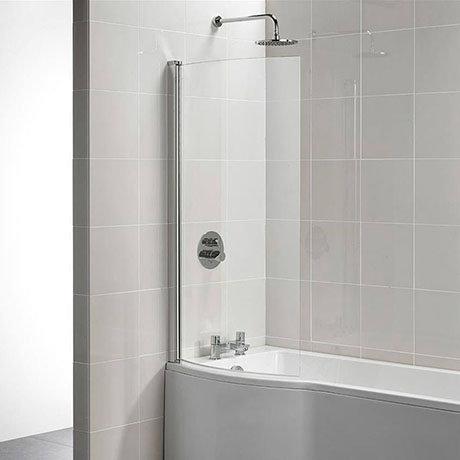 Ideal Standard Tempo Arc Shower Bath Screen - E2571EO