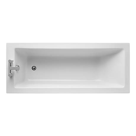 Ideal Standard Tempo Cube 1700 x 700mm 0TH Single Ended Idealform Bath