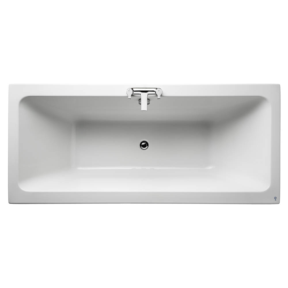 Ideal Standard Tempo Cube 1700 x 750mm 0TH Double Ended Idealform Bath