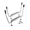 Ideal Standard IFP+ 750/800 Short Bath Leg Set - E309967 profile small image view 1