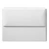 Ideal Standard Uniline 700mm End Bath Panel profile small image view 1