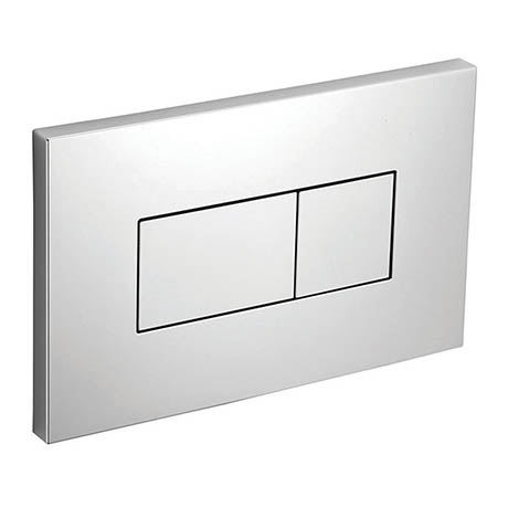 Ideal Standard Karisma Flush Plate (Unbranded) - Chrome