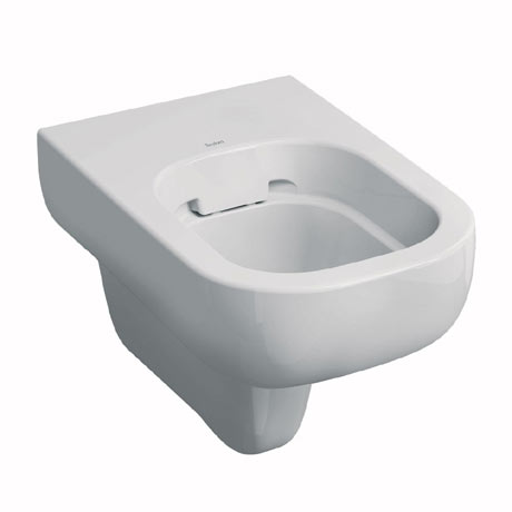 Twyford E500 Round Rimfree Wall Hung Toilet