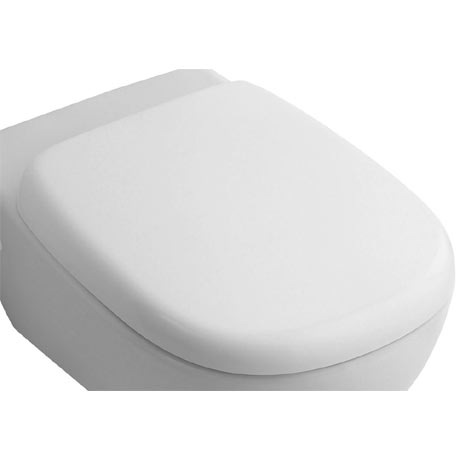 Ideal Standard Jasper Morrison Toilet Seat & Cover with Quick Release