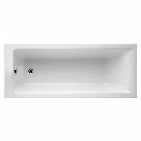 Ideal Standard Concept 1700 x 700mm 0TH Single Ended Idealform Bath