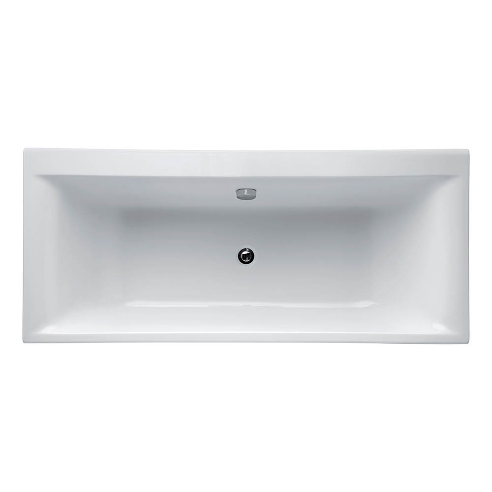 Ideal Standard Concept 1700 x 750mm 0TH Double Ended Idealform Bath