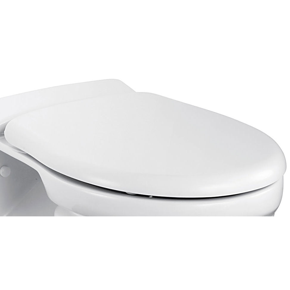 Ideal Standard Alto Toilet Seat & Cover with Stainless Steel Hinges