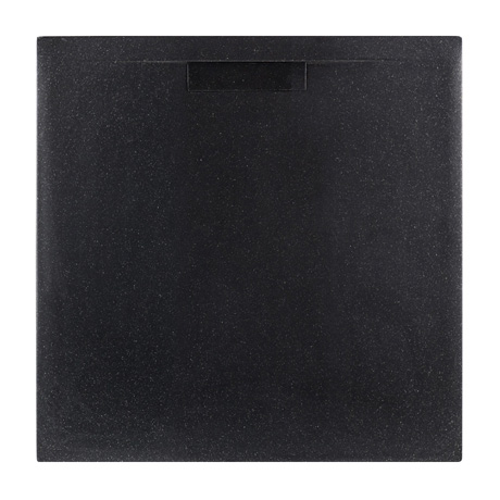 JT Evolved 25mm Square Shower Tray - Astro Black