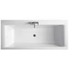 Ideal Standard Alto 1700 x 750mm 0TH Double Ended Idealform Bath profile small image view 1