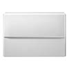 Ideal Standard Alto 750mm End Bath Panel profile small image view 1