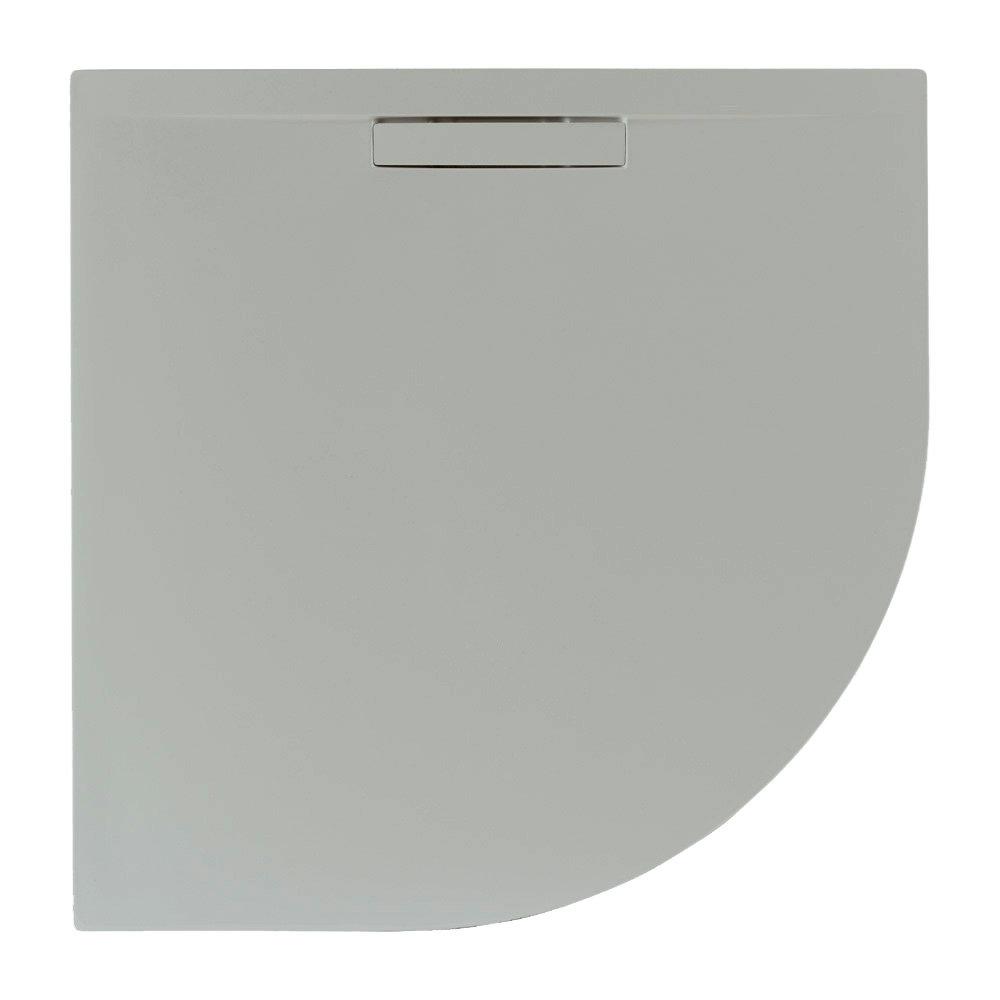JT Evolved 25mm Quadrant Shower Tray - Mistral Grey