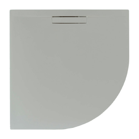 JT Evolved 25mm Quadrant Shower Tray - Mistral Grey