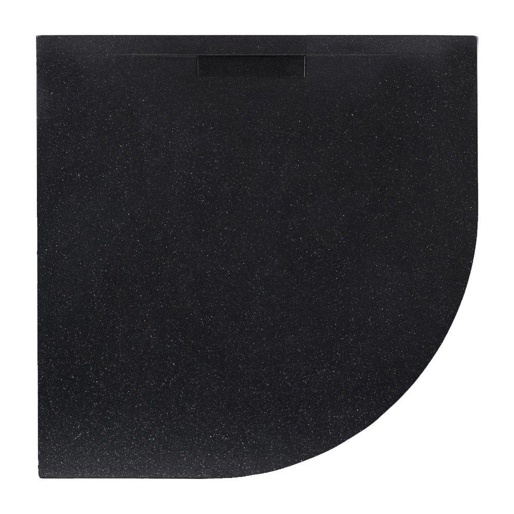 JT Evolved 25mm Quadrant Shower Tray - Astro Black