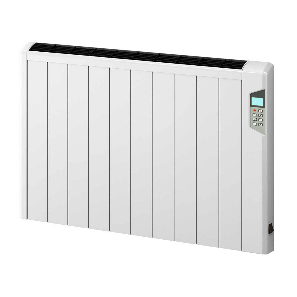 Reina Arlec Aluminium Electric Radiator with Remote Control profile large image view 4