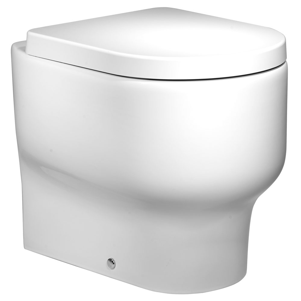 Roper Rhodes Edition Back to Wall WC Pan & Soft Close Seat Large Image