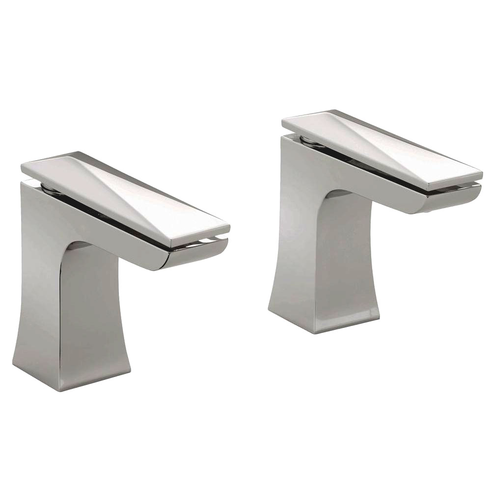 Bristan - Ebony Bath Taps - Chrome - EBY-3/4-C Large Image