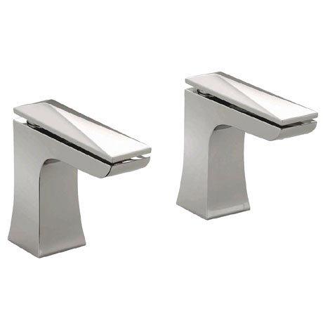 Bristan - Ebony Bath Taps - Chrome - EBY-3/4-C